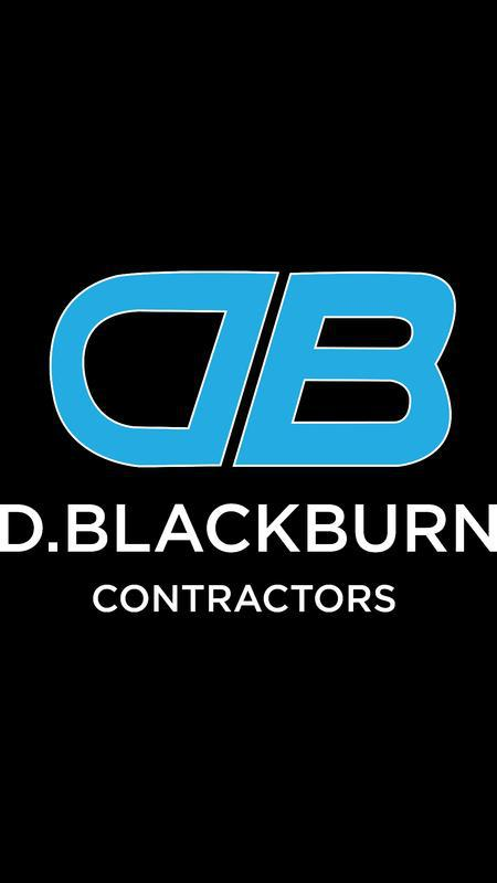 D Blackburn Roofing logo