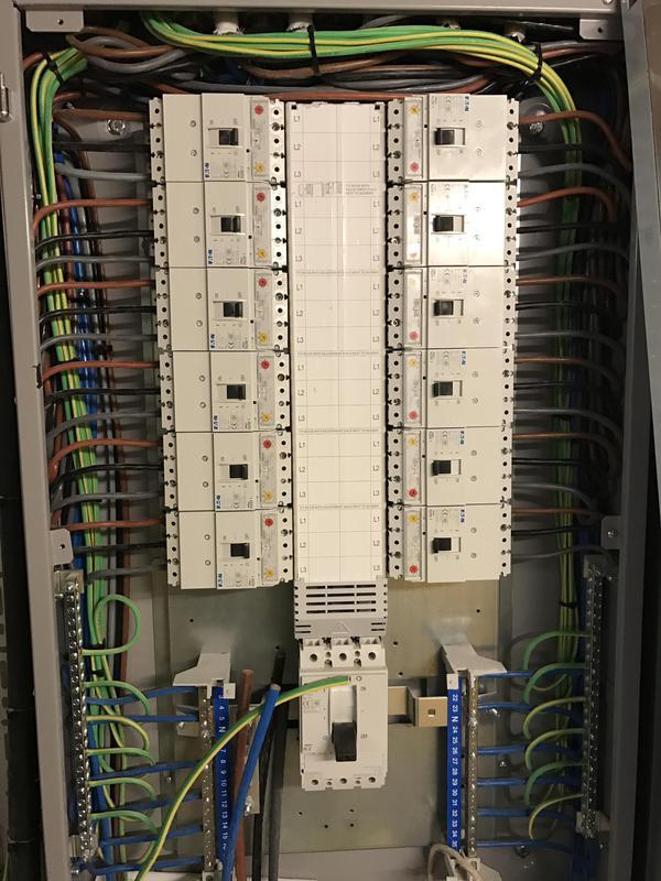 Image 21 - Installing three-phase board