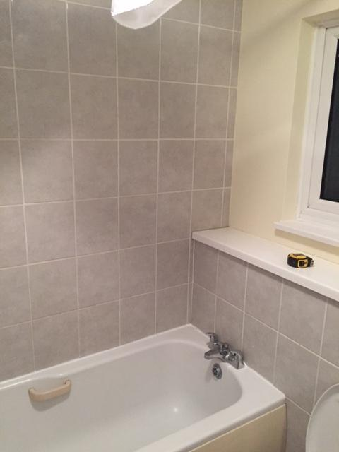 Image 14 - Fast trun around on a bathroom renovation for these clients whilst they were away on holiday