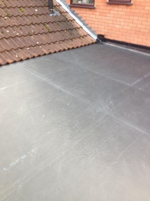 Image 12 - Flat Roof installed