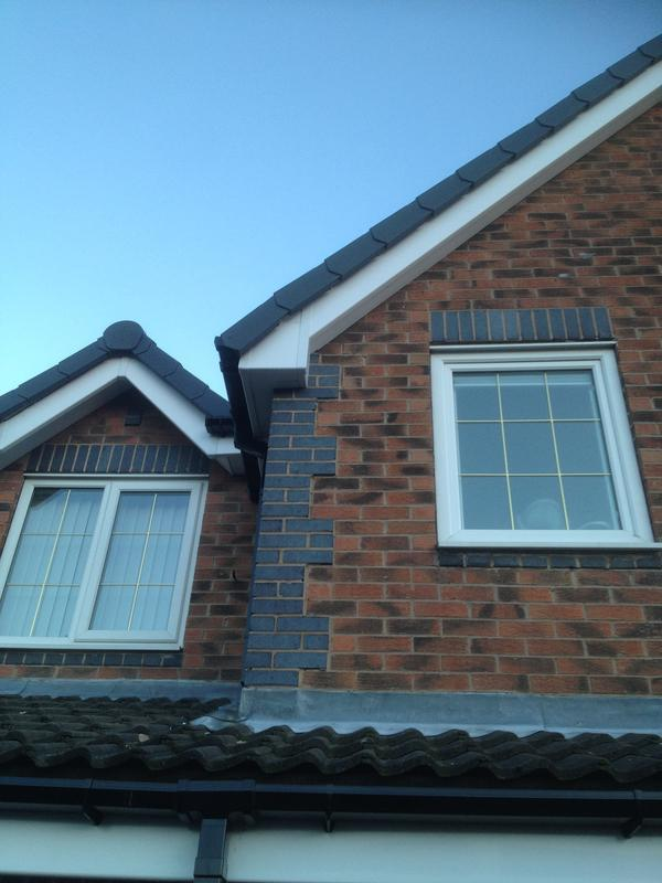 Image 29 - Full replacement fascia soffits guttering plus capps