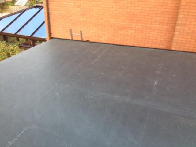 Image 15 - Finished Flat Roof