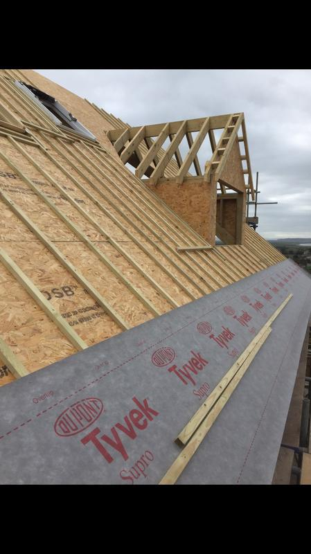 Image 1 - New roof in Clevedon