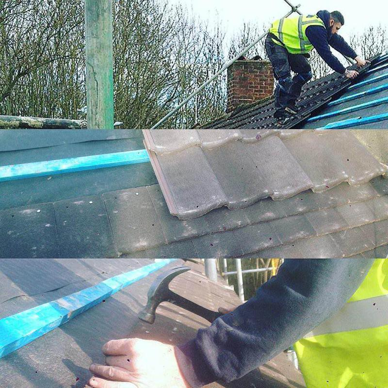 Image 31 - TILED ROOF INSTALLATIONS GUILDFORD SURREY