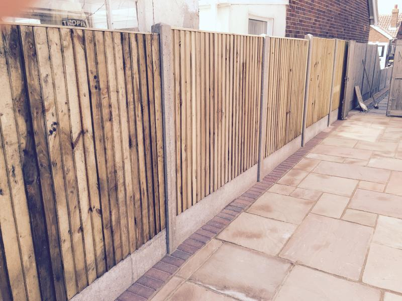 Image 97 - Fencing Whitstable