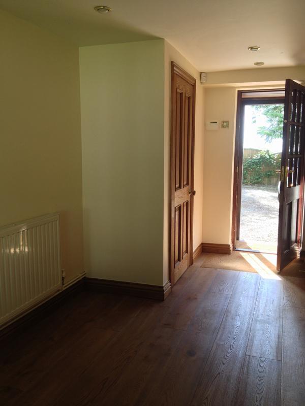 Image 29 - Bespoke cupboard & decorating