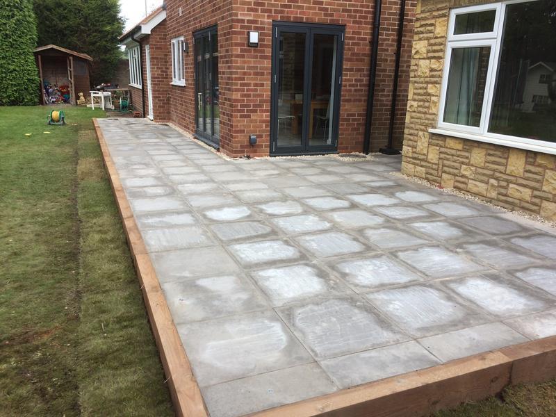 Image 39 - patio finished