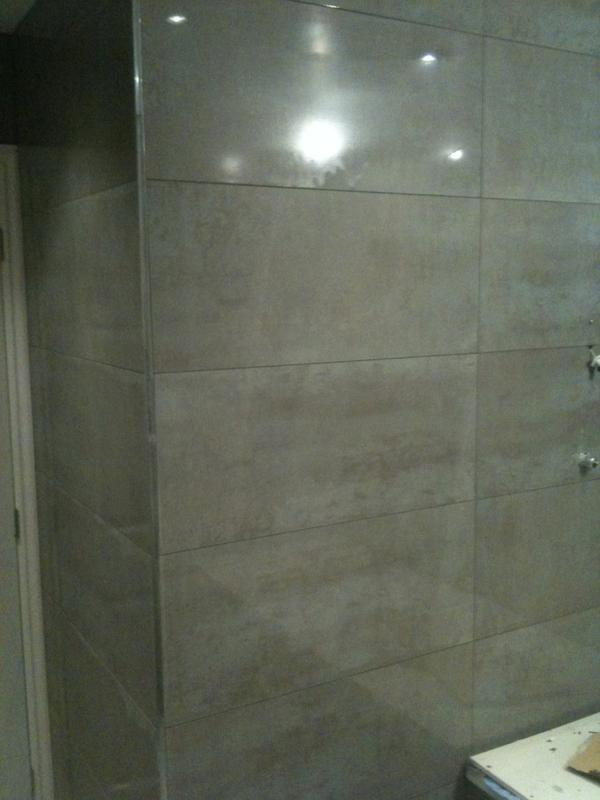 Image 48 - Porcelanosa 100cm x 33cm Rectified Ceramic Tiles