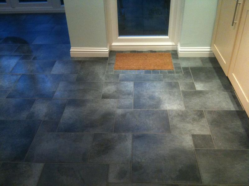 Image 60 - Multi size Kitchen Floor with tiled in Matwell