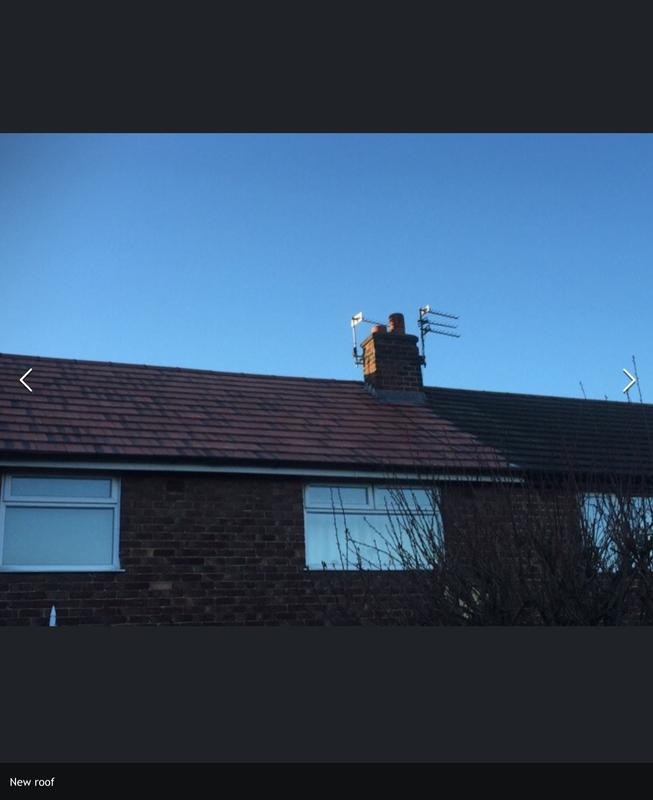 Image 11 - Completed replacement roof