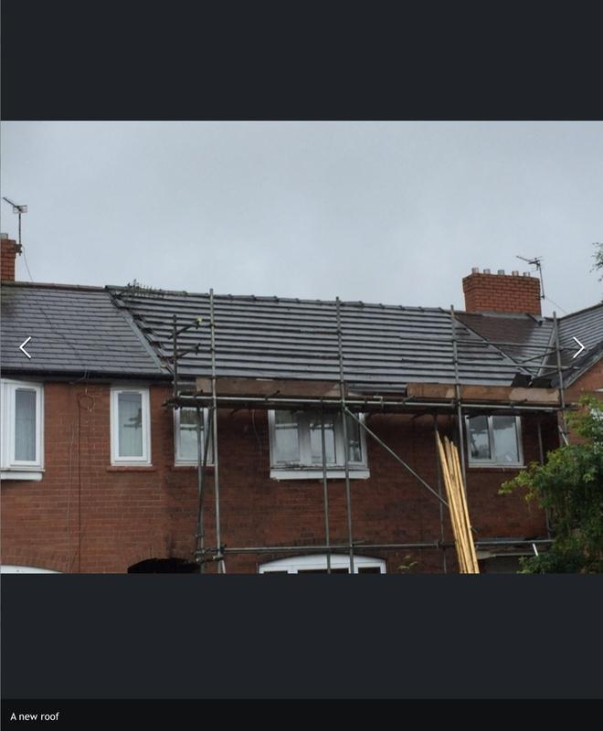 Image 8 - On going replacement roof