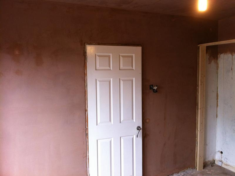 Image 47 - Full room after plastering