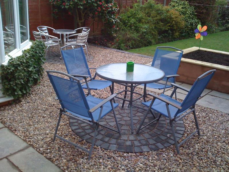 Image 12 - New patio