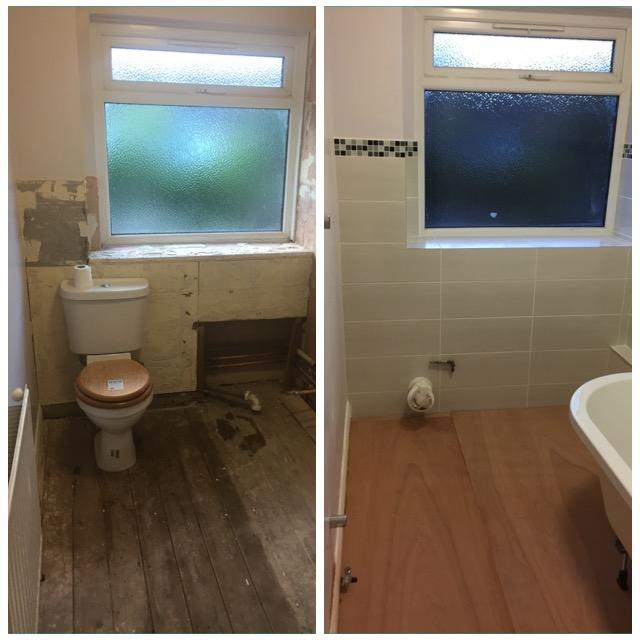Image 31 - Complete bathroom renovation