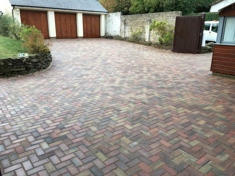 Image 230 - Block paving driveway canterbury