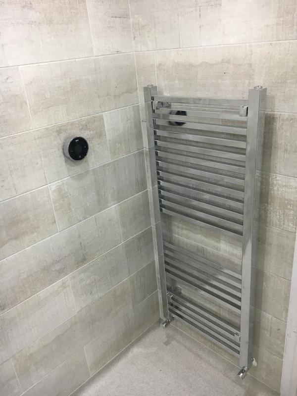 Image 11 - Square Tube Towel Radiator