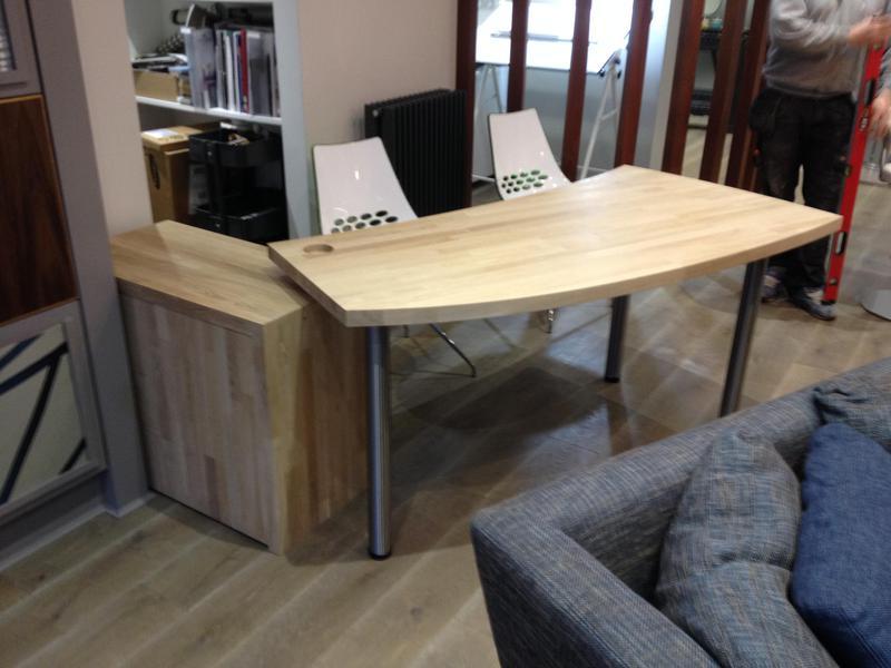 Image 5 - Interior design office reception desk