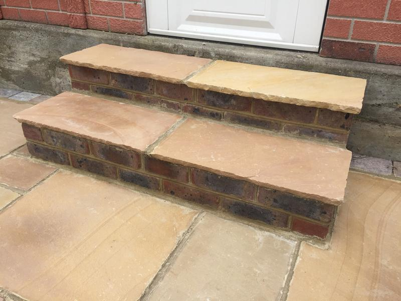 Image 98 - Brick step Ramsgate