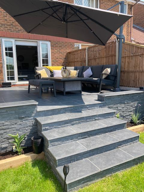 Image 2 - Arrento Porcelain paving and Wall veneers