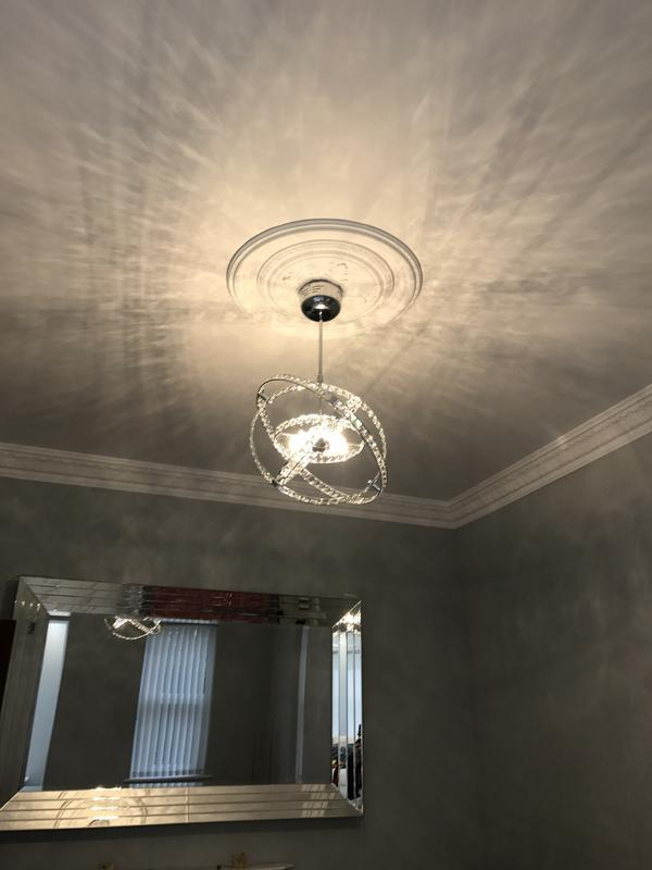 Image 2 - Beautiful central ceiling light