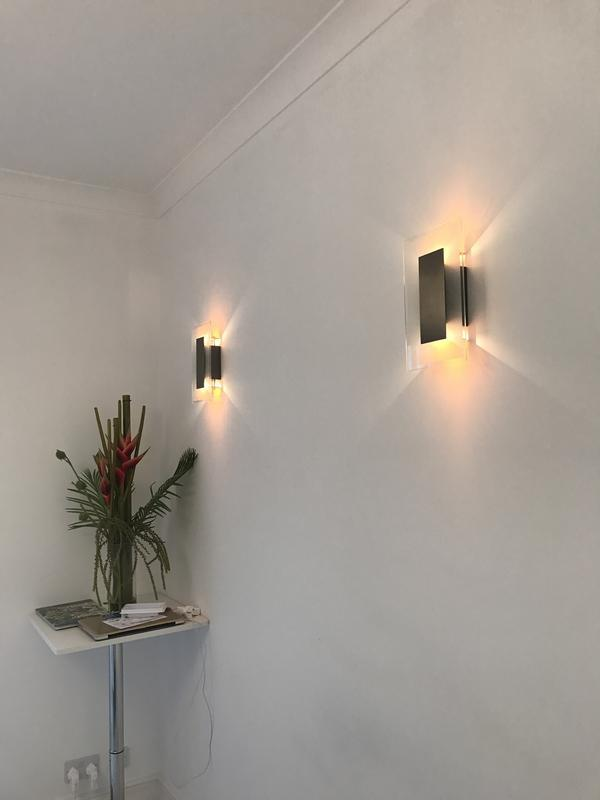 Image 1 - Nothing like warm white wall lights for enhancing your room
