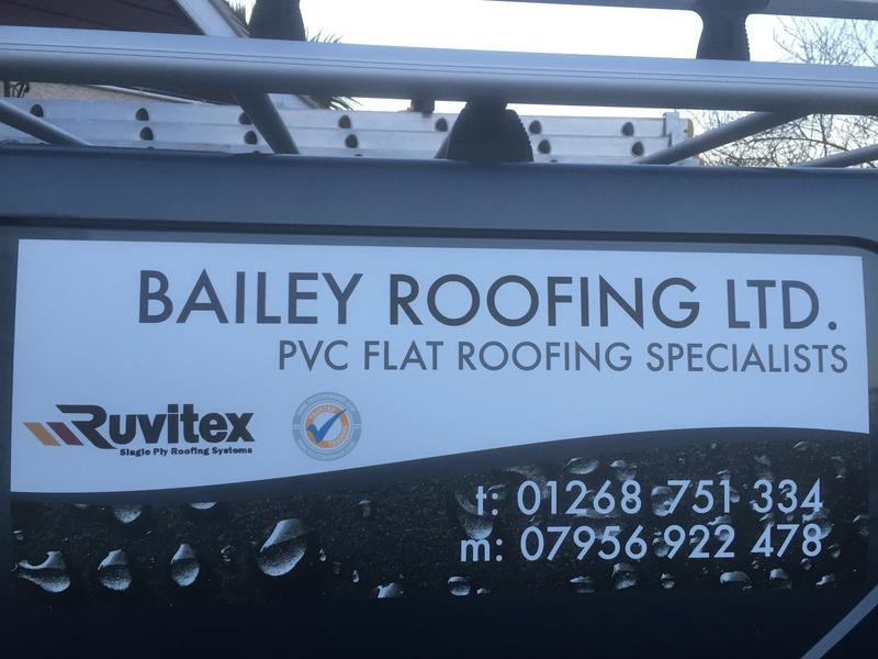 Bailey Roofing Ltd logo