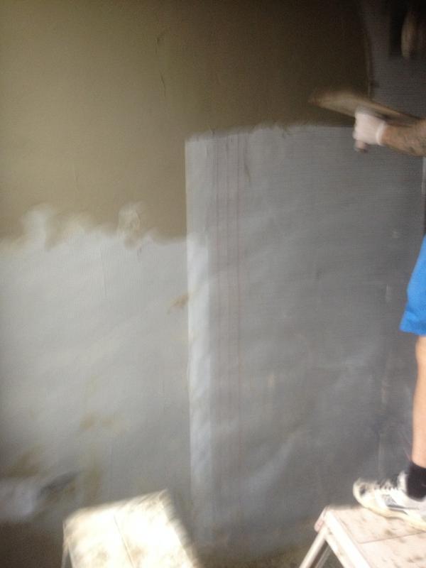 Image 95 - Alkali resistant mesh in render to stop cracking