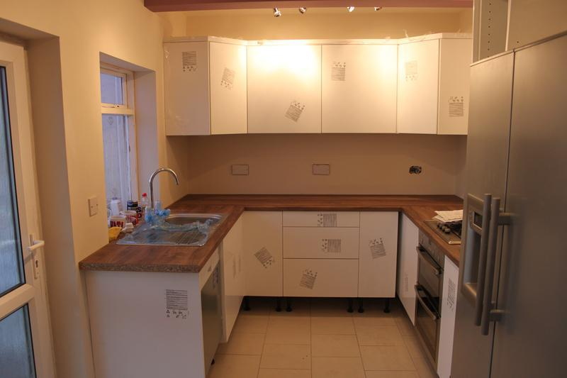 Image 1 - new kitchen re fit for donna&steve fell