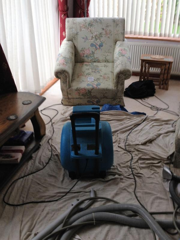 Image 7 - Turbo drying arm chair