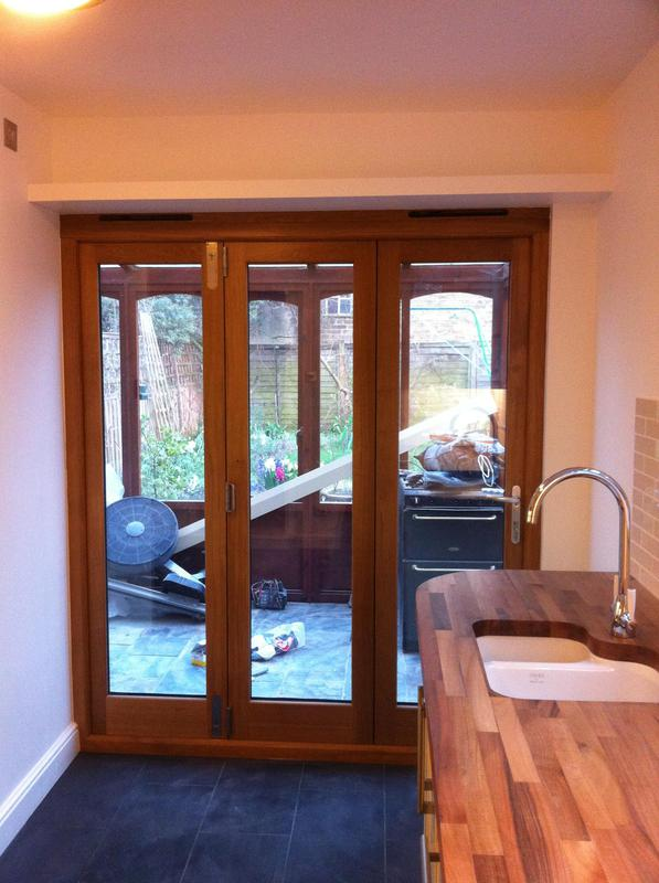 Image 20 - Interior and exterior folding doors