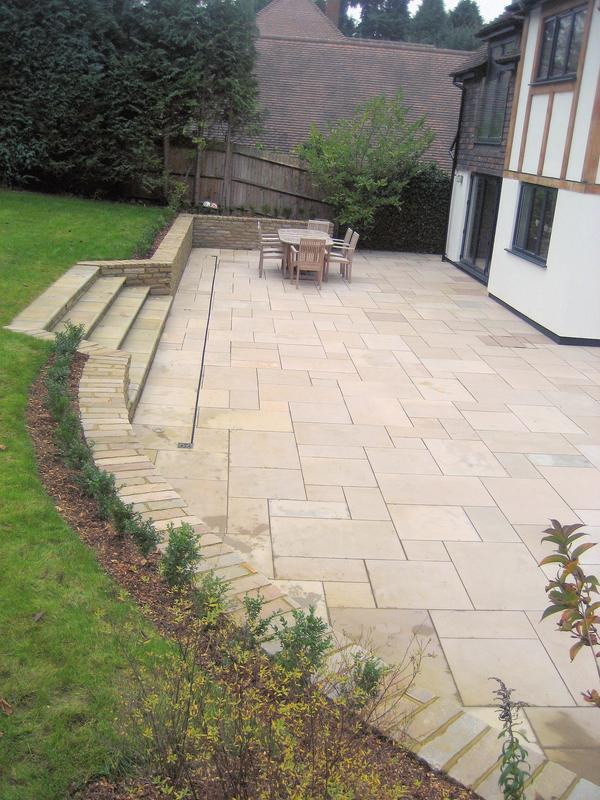 Image 8 - Large Patio and steps  in Sevenoaks
