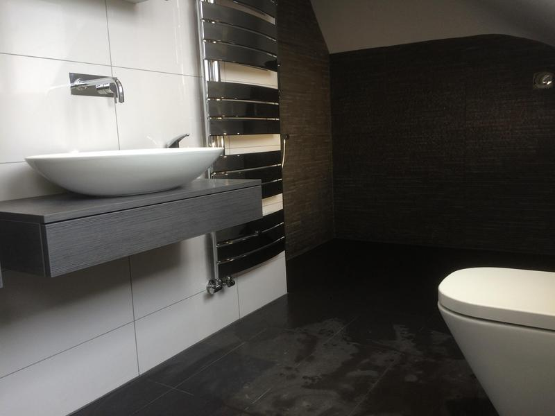 Image 86 - Wet room fitting in Upminster.