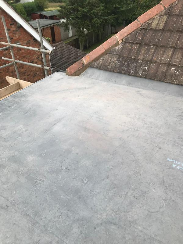 Image 73 - Flat Roof Replacement in Rubber, Completed Sept, Meriden.