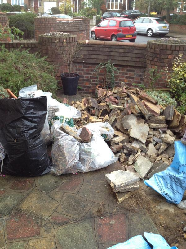 Image 12 - Garden Waste Removal