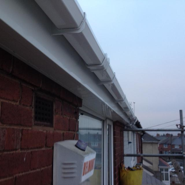 Image 9 - New installation of Fascias, Soffits and Guttering