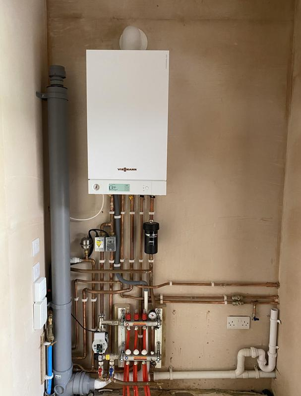 Image 7 - Complete new heating install.