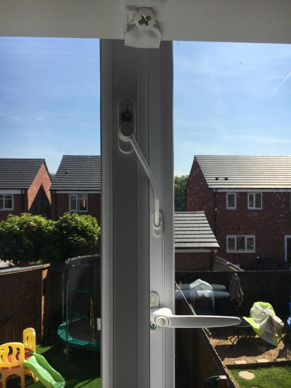 Image 23 - Cord restrictors fitted for child safety in timperley
