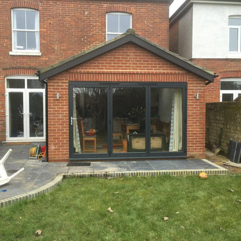 Image 9 - Completed extension