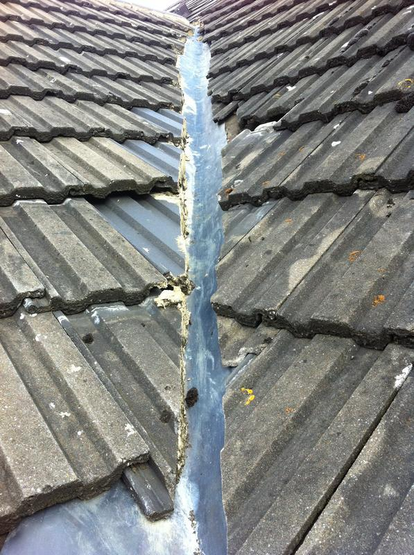 Image 11 - This photo is the perfect photo why you should watch out for cowboy roofers