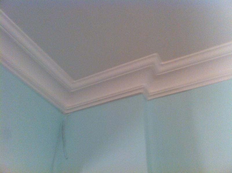 Image 64 - Windsor area hand made coving applied