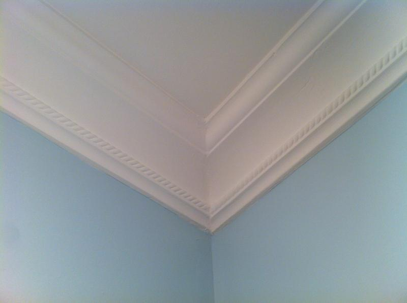 Image 65 - Windsor  area hand made coving applied
