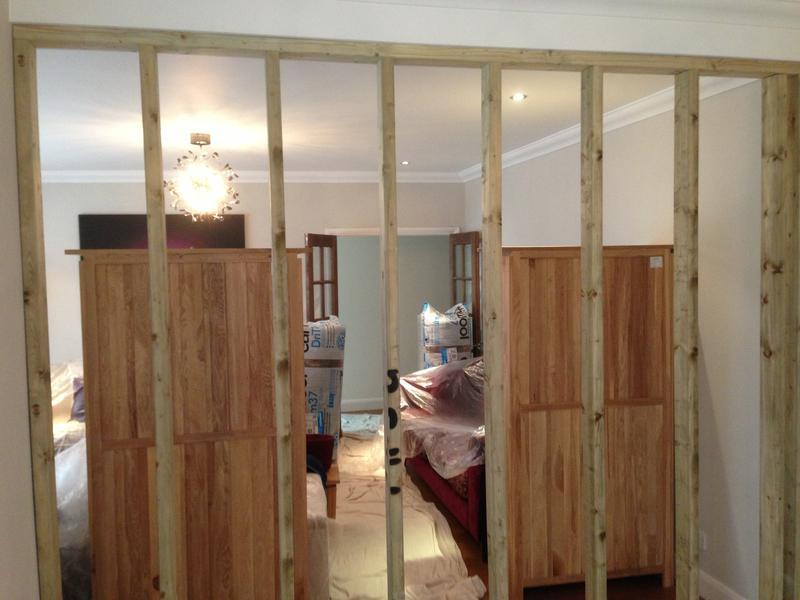 Image 30 - timber frame under construction