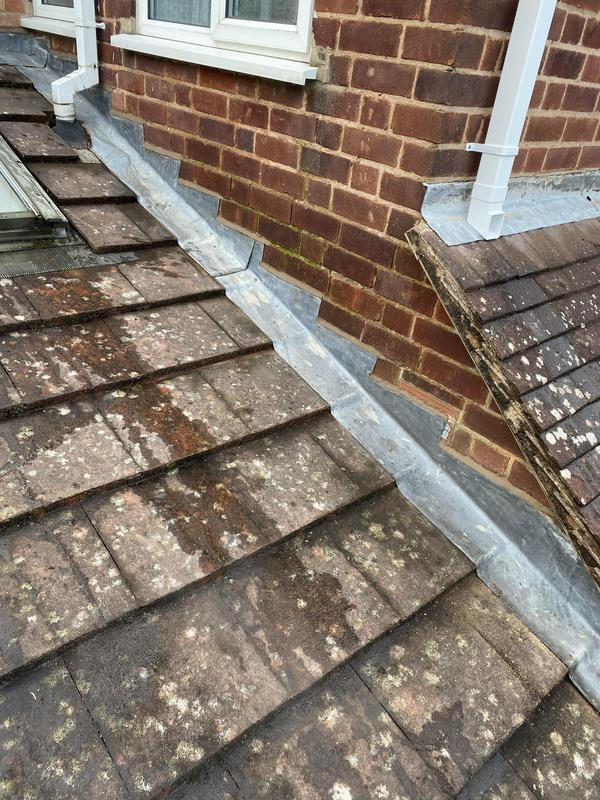 Image 43 - Rear Main roof guttering replacement, completed Oct 2019, Styvechale.