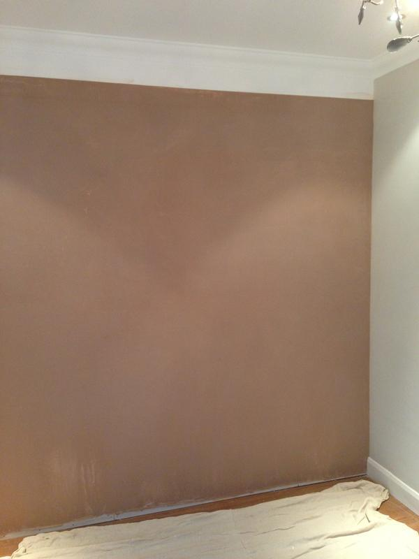 Image 33 - set wall with plaster