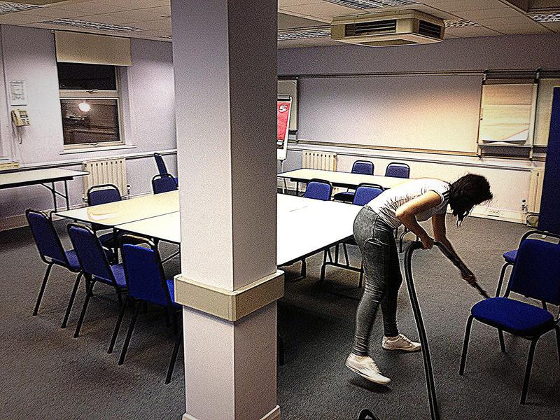 Image 5 - Office cleaning in London provided  by PST cleaning ltd