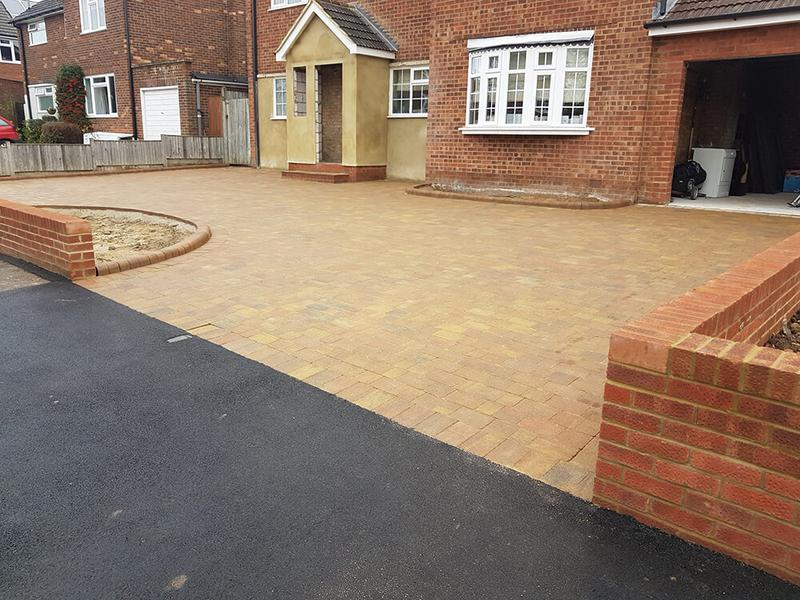 Image 14 - new block paved driveway in bearsted