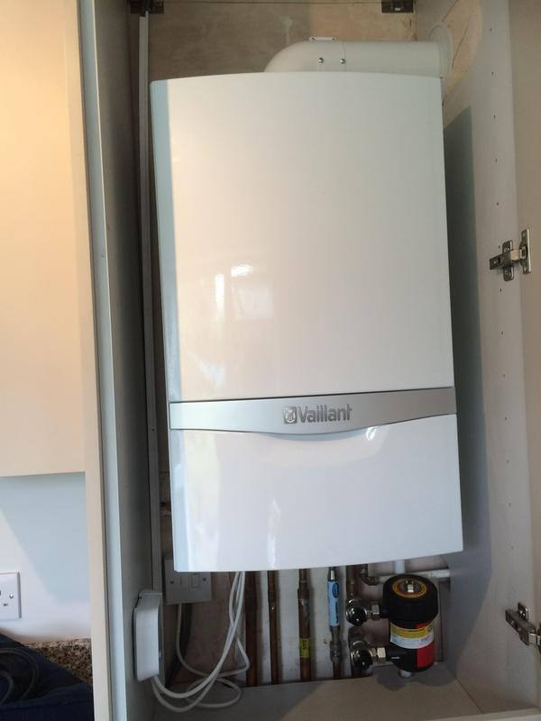 Image 44 - New Vaillant boiler fitted in Chafford Hundred