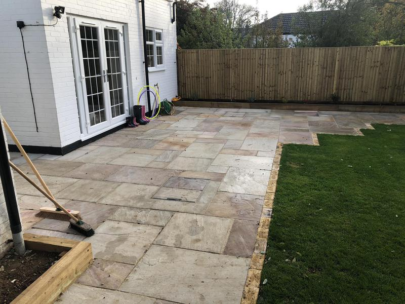 Image 7 - Full garden landscape to customers design