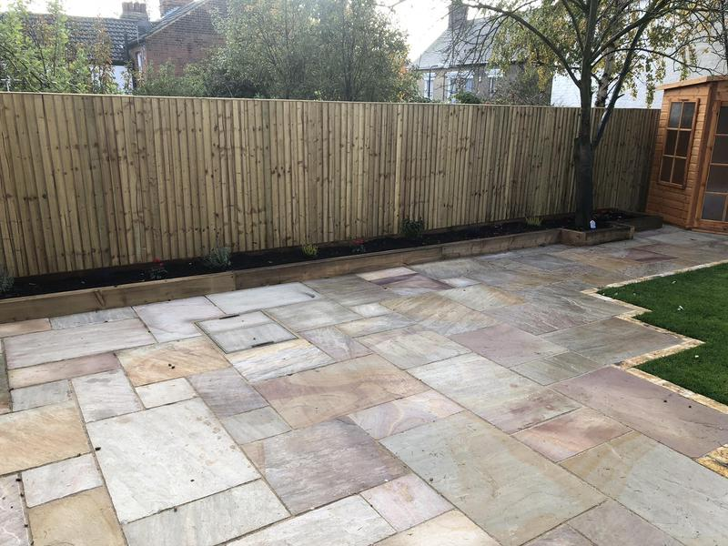 Image 8 - Full garden landscape to customers design