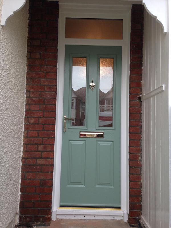 Image 11 - new composite with toplight door supplied and fitted in Edgware